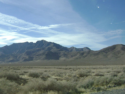 Desert Mountains