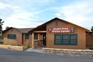 Desert View Visitor Center And Bookstore - Grand Canyon - Arizon