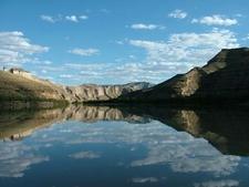 Desolation Canyon Green River