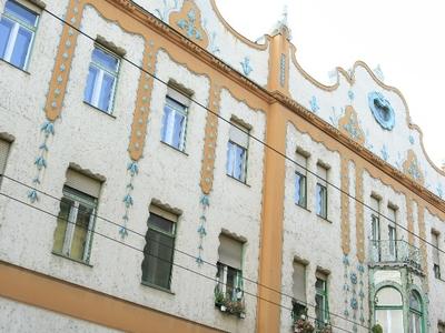 Deutsch Palace, Szeged