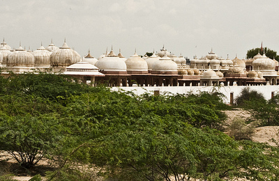 Devi Kund Cenotaphs - Bikaner