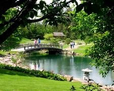 Devonian Japanese Garden