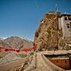 Dhankar Monastery Upper View