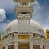 Dhauli Giri Shanti Stupa Bhubaneswar Orissa