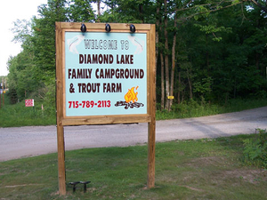 Diamond Lake Family Campground