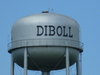 Diboll Texas Watertower