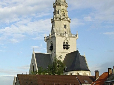 Diegem Church Spire