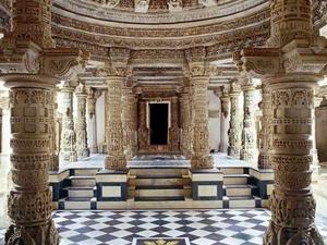 Dilwara Templos