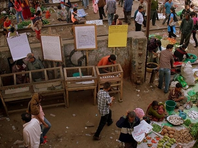 Dimapur Market