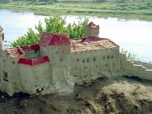 Dinaburga castillo Ruinas