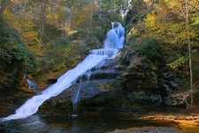 Dingman Falls - Delaware Water Gap PA