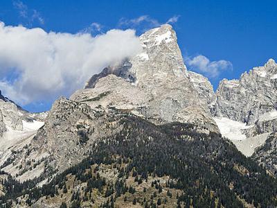 Disappointment Peak - Grand Tetons - Wyoming - USA