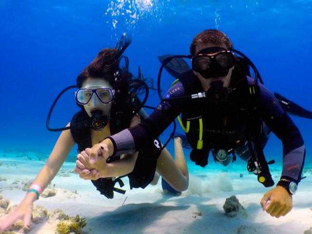 Discovery Scuba Dive Photos