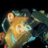 Diver Hovers Over The Glenlyon
