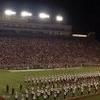 Doak Campbell Stadium At Night