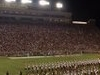 Doak Campbell Stadium At Night