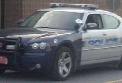 Dodge  Charger  South  Burlington  Police