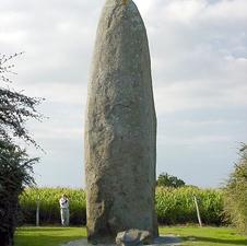 Dol-de-Bretagne Menhir