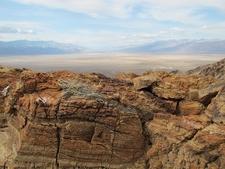 Dolomite Promontory At Mosaic Canyon