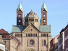 Dom  Maximiliansstrasse  Speyer