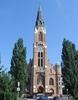 Donaufeld Iglesia
