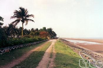 Dong Chau Beach