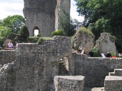 Castle Domfront