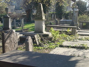 Donnybrook Cementerio