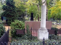 Jeremie cementerio de la ciudad