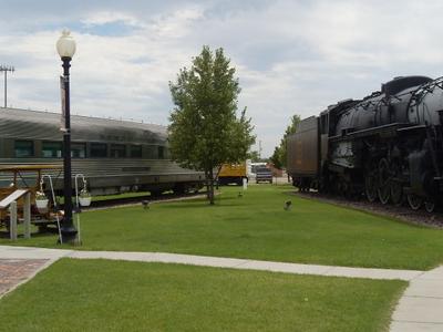 Douglas  Railroad  Interp  Center