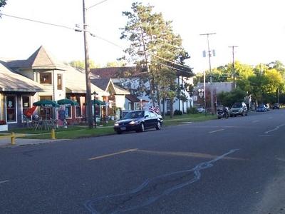 Downtown Afton