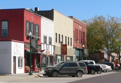 Downtown Ashland Silver