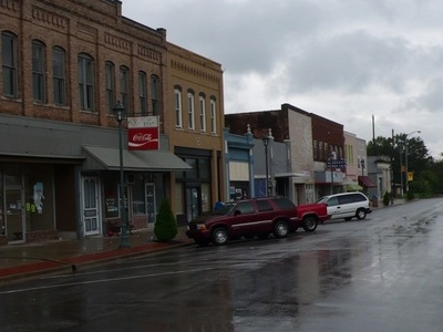 Downtown Attalla Alabama