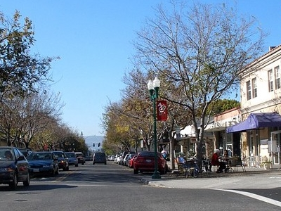 Downtown  Campbell