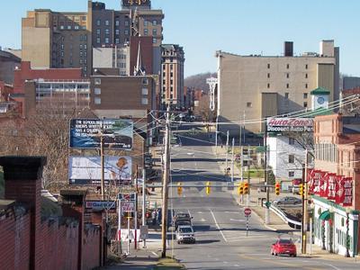 Downtown Clarksburg