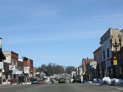 Downtown Clintonville