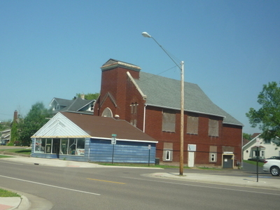 Downtown Cloquet