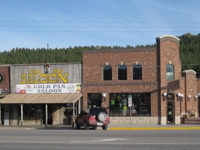 Downtown Custer South Dakota  2 0 0 9