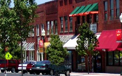 Downtown Dalton Ga