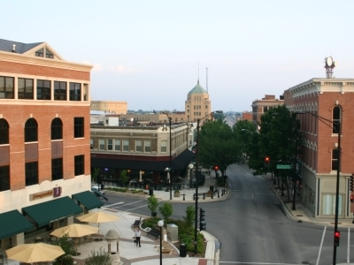Downtown  Champaign 1