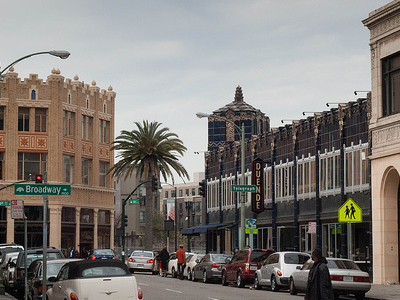 Downtown Oakland CA