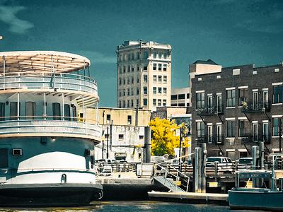 Downtown Wilmington - North Carolina NC