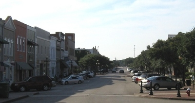 Downtown Georgetown