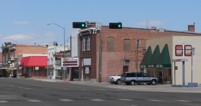 Downtown Gering Street North
