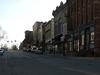 Downtown Hillsdale Michigan