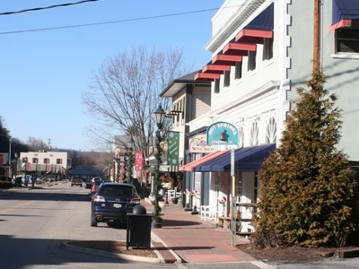 Downtown Hot Springs