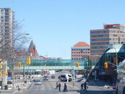 Benton And Frederick Streets