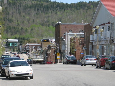 Downtown La Tuque