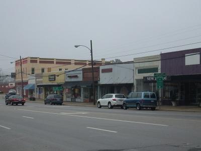 Downtown Lillington