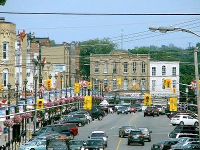 Downtown Lindsay